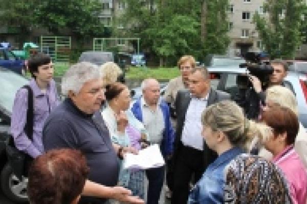 Выездная комиссия горсовета решала проблемы липецких свалок