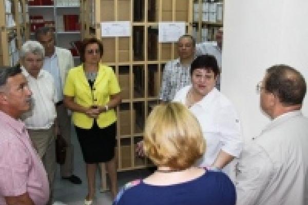 Городскому архиву требуется срочная помощь