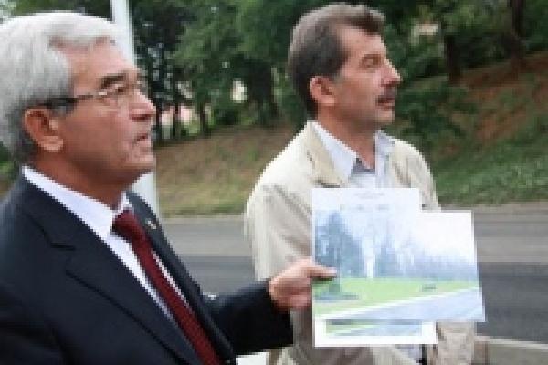 К 310-летию Липецка Петровский спуск будет выглядеть по-новому