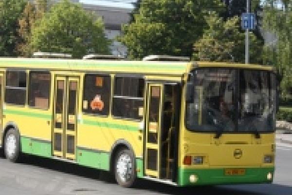 Бал выпускников «Липецкие зори» внесет изменения в движение транспорта