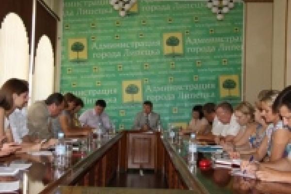 Предприниматели примут участие в благоустройстве Липецка