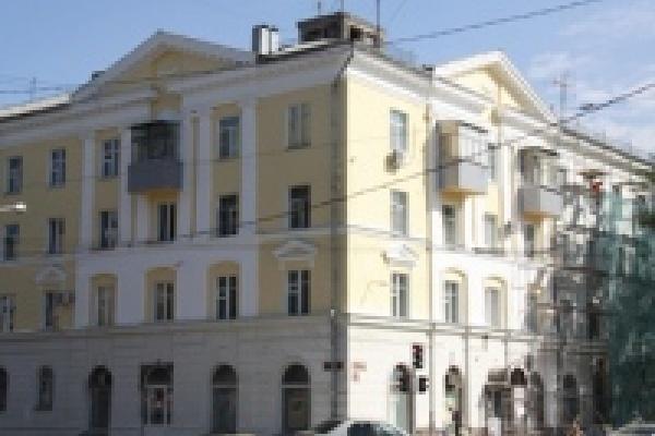 В Липецке сформируют программу по капитальному ремонту фасадов зданий