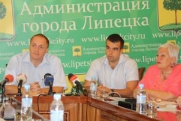 Советы самоуправления Липецка тратят деньги на а спортплощадки и детские городки