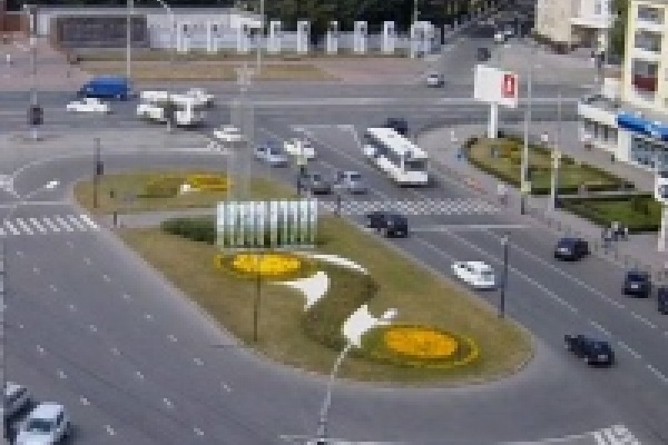 Заканчивается украшение Липецка ко Дню города