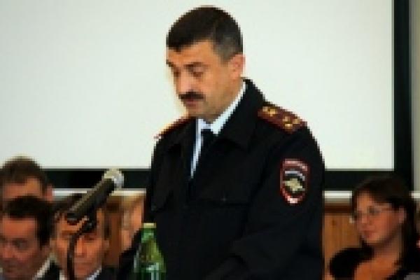 Начальник УМВД России по городу Липецку ушел в отставку