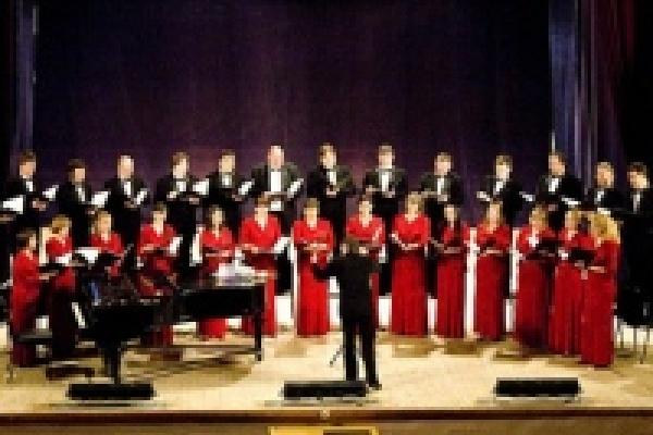 Липецкий камерный хор завоевал несколько наград международного фестиваля в Санкт-Петербурге