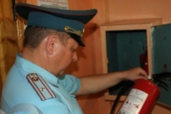 35 школ Липецка соответствуют противопожарным нормам