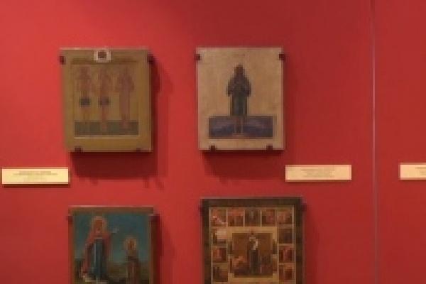 Липчане смогут увидеть потрясающую выставку икон из музея Андрея Рублева