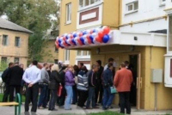 В Липецке 45 семьям вручили ключи от новых квартир