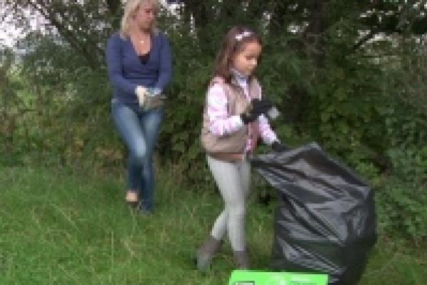 Более 100 студентов городских вузов собрали два КамАЗа мусора