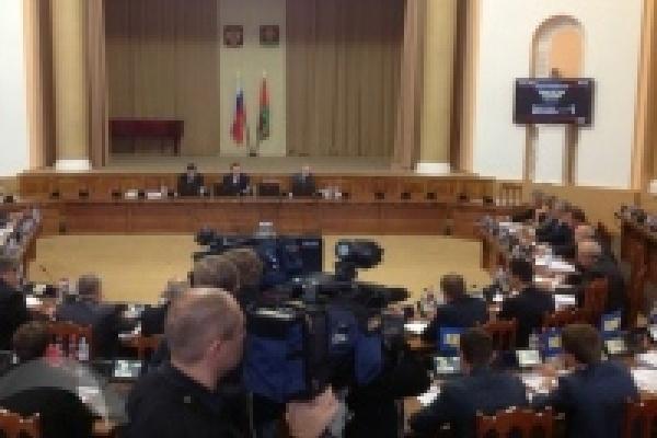 Депутаты Липецкого облсовета решили поддержать возведение памятника Победы