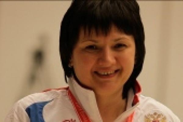 Ирина Измалкова стала победительницей Всероссийских соревнований
