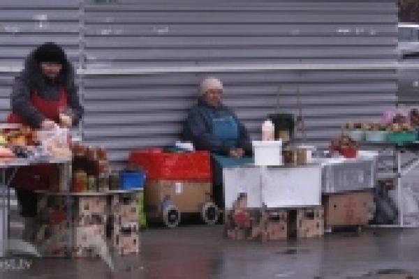 Продавцов-нелегалов с земли решил поднять Роспотребнадзор Липецкой области