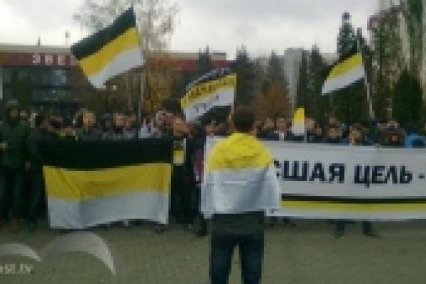 «Русский марш» в Липецке показал «национализм с человеческим лицом»