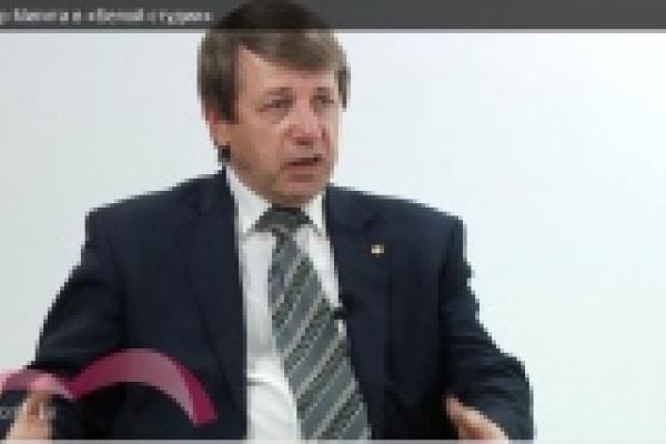 Владимир Мигита: Бюджет Липецка в 2014 году будет дефицитным, но финансирование соцпрограмм не сократится