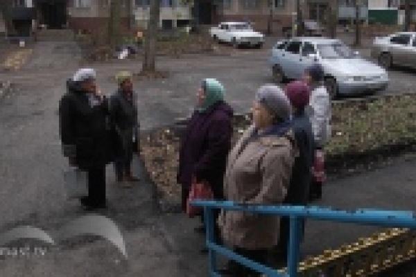 Департамент ЖКХ не принимает ремонт дворов на Сырском Руднике