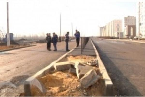 24 ноября откроют дорогу по улице Белана
