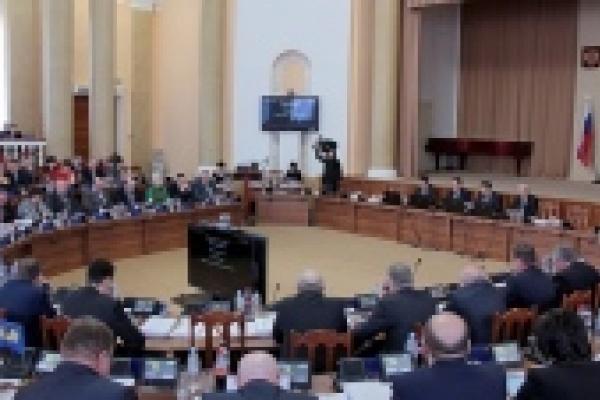 Госслужащих Липецкой области обяжут публиковать свои доходы и расходы в Интернете