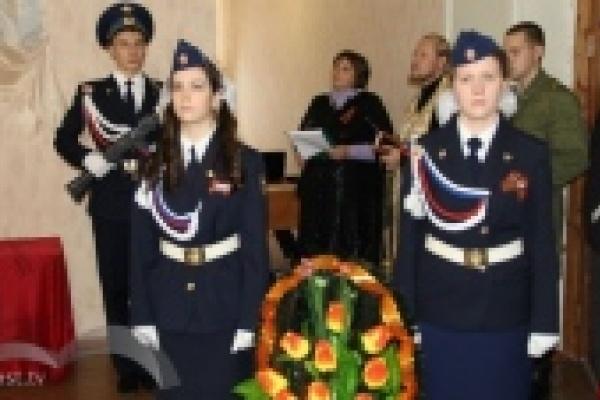 «Мы поступили бы также» - учащиеся школы № 30 Липецка гордятся земляками