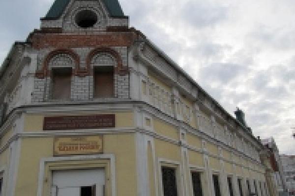 Ремонт памятника архитектуры областного значения затягивается еще на год
