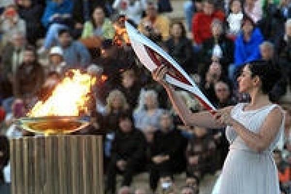 День прибытия Олимпийского огня в Липецк может стать выходным