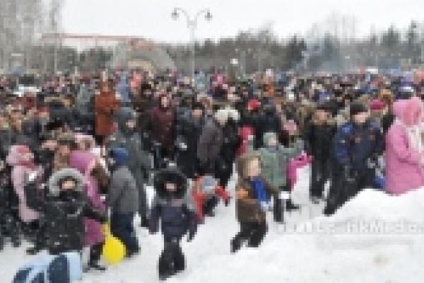 Все – на Крещенские святки в Матырском!