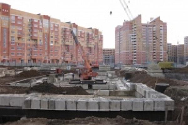 В Липецкой области в ушедшем году построили больше, чем в предыдущем