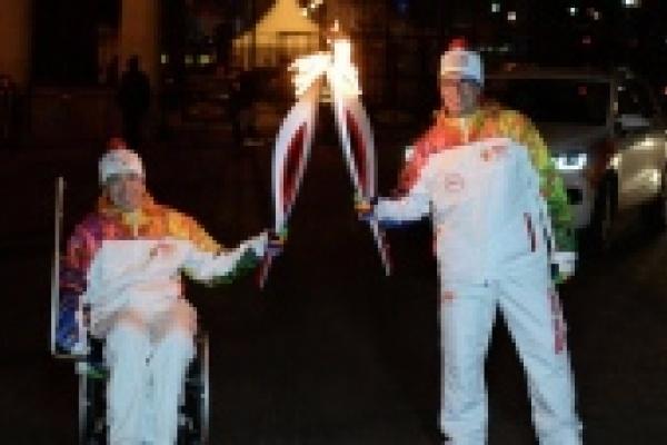 В Липецке ждут параолимпийский огонь