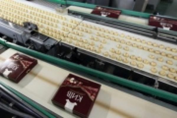 Компания Roshen остановила работу кондитерской фабрики