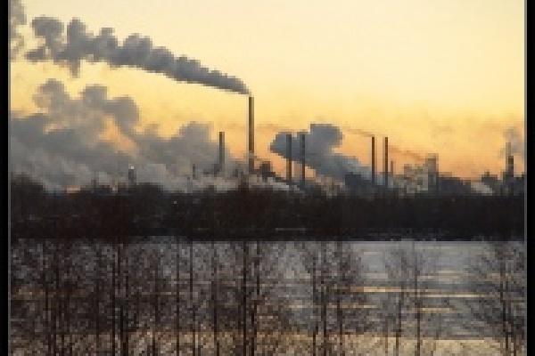 Липецким  экологам удалось незначительно снизить выбросы загрязняющих веществ