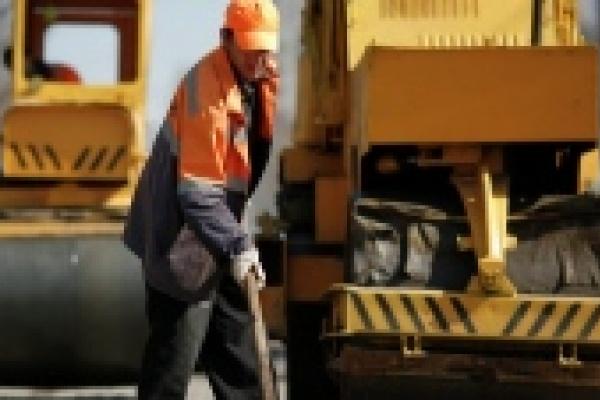 В прошлом году дорожные службы отремонтировали 174 км дорог Липецкой области