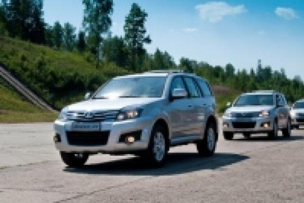 В Липецкой области открыли автозавод по производству китайских внедорожников Great Wall Hower H