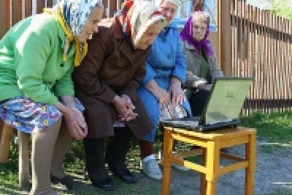 Сельсоветы Липецкой области не спешат «выходить в интернет»