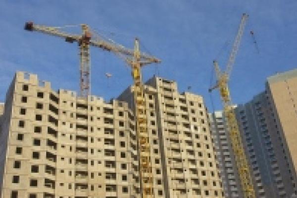 Темпы строительства жилья в Липецкой области первом квартале возросли