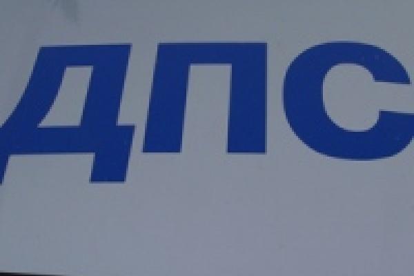 В Липецкой области автобус упал в кювет