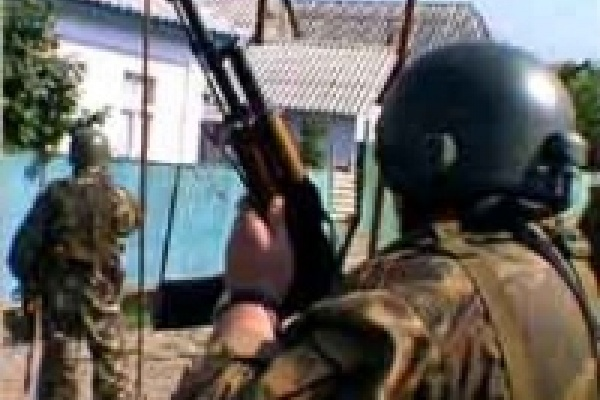 В Беслане, во время штурма школы, погиб уроженец Липецкой области