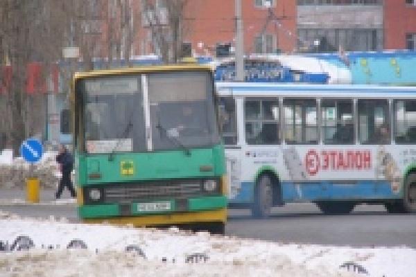В Липецке изменились транспортные маршруты
