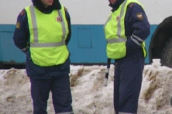 В Липецкой области автобус врезался в грузовик