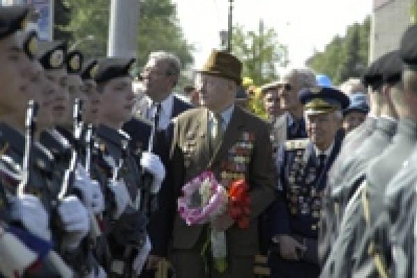 В Липецке готовятся ко Дню Победы