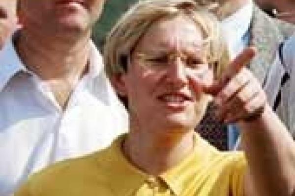 Жена Юрия Лужкова положила глаз на Липецкую область