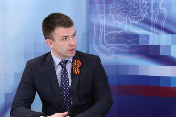 Липецкому депутату Дмитрию Аксёнову доверили руководить обновлённым Нижним парком