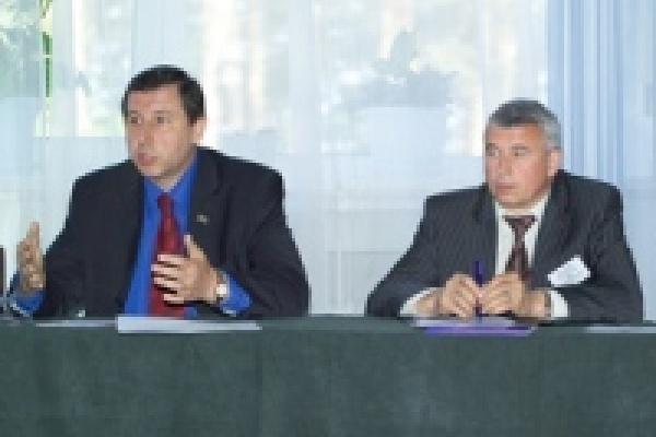 В Липецке обсуждались проблемы безопасности крупных предприятий