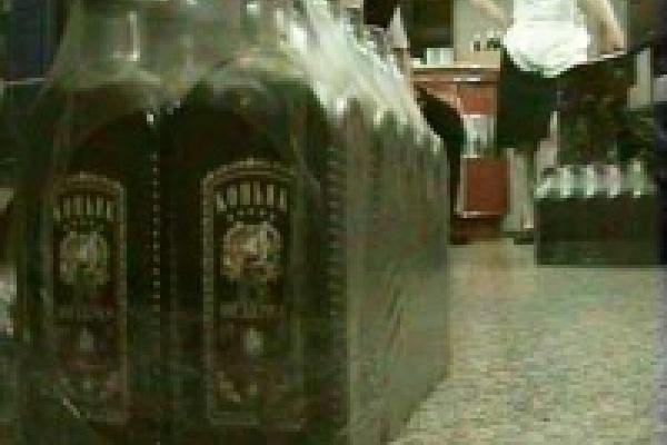 Меньше людей стало погибать «по пьянке»