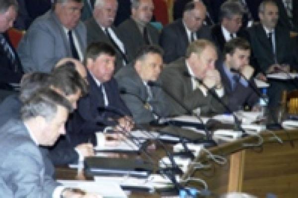 Закон «Об областном бюджете на 2006 год» изменится