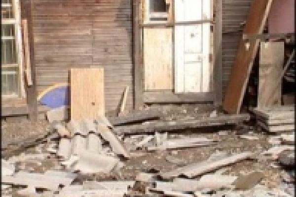 В Липецке еще 11 домов признаны непригодными для жилья