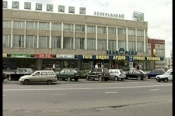 В центре Липецка милиционер застрелил человека