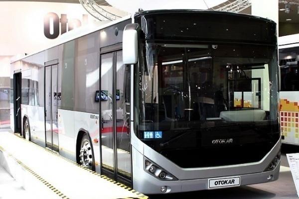 Липецкие власти дождались первую партию «золотых» автобусов по контракту с «Волгабас» за 443 млн рублей