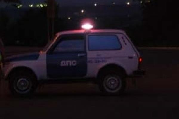 Под колесами иномарки погибли сразу пять подростков