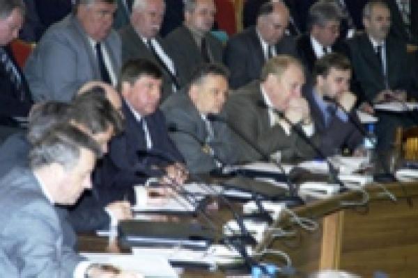 Областной совет утвердил новые границы Липецка