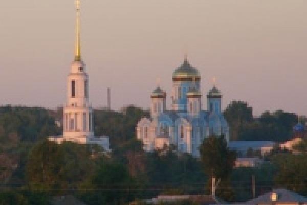 Верующие отправились пешком из Липецка в Задонск